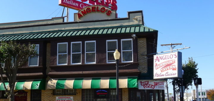 Angelos Tavern - Italian Cuisine - Atlantic City Restaurants