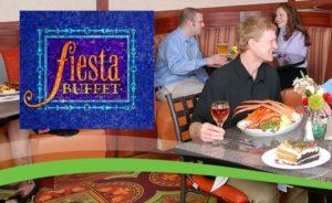 Fiesta buffet Trop
