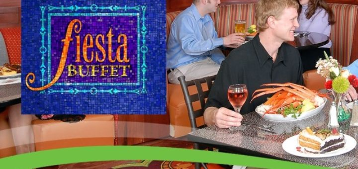 tropicana fiesta buffet - Restaurants in Atlantic City
