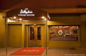 Gallaghers steak house