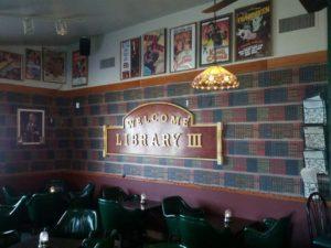Library III Steakhouse