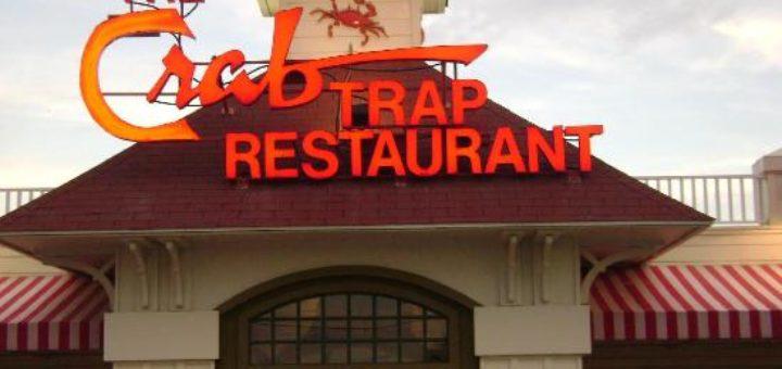 the crab trap - Atlantic City Restaurant Specials