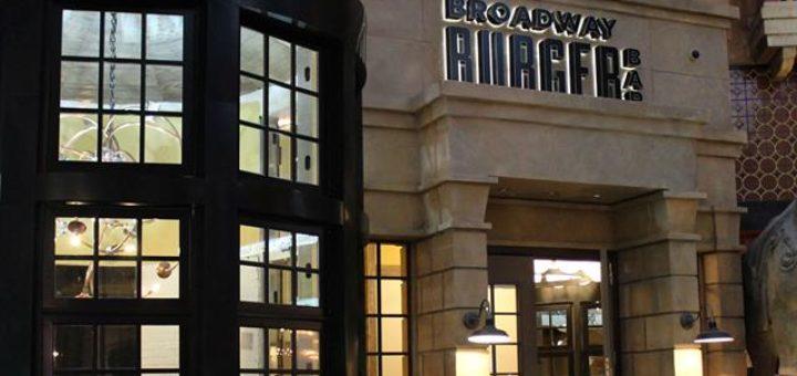 Broadway Burger - Atlantic City Restaurants