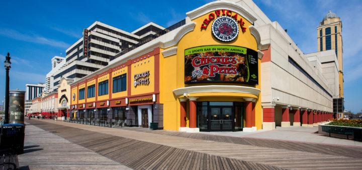 Chickie and Petes - Tropicana Casino - Atlantic City Restaurants