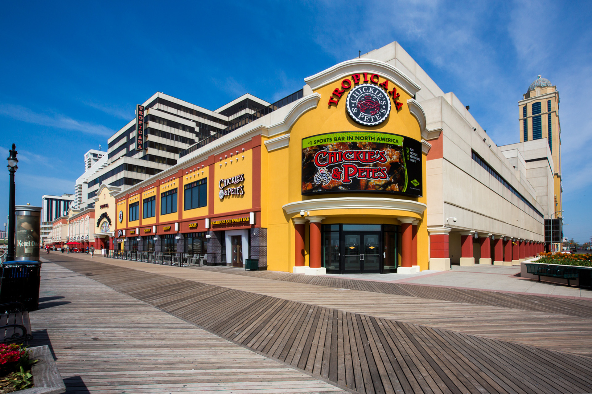 Chickie's & Pete's Crab House – Tropicana