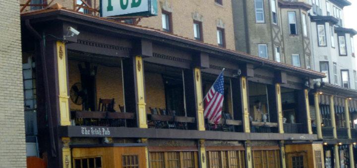 Irish Pub - Restaurants in Atlantic City