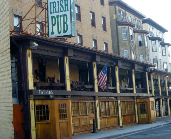World Famous Irish Pub