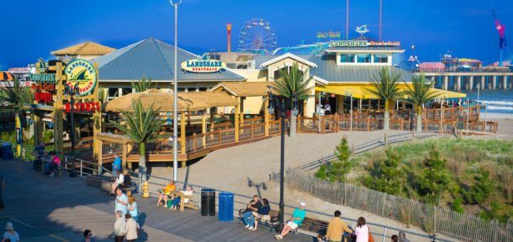 Landshark - Resorts Casino - Atlantic City Beach Bar