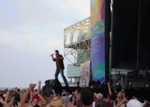 Beach Concert Blake Shelton