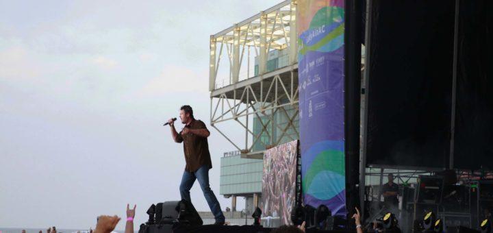 Beach Concert Blake Shelton - Atlantic City Concert