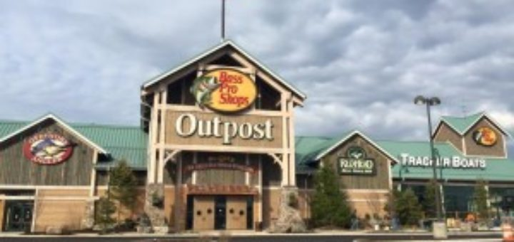 Bass pro shops - Tanger Outlets - Things To Do in Atlantic City