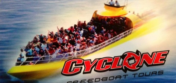 Cyclone speedboat tours - Things To Do in Atlantic City