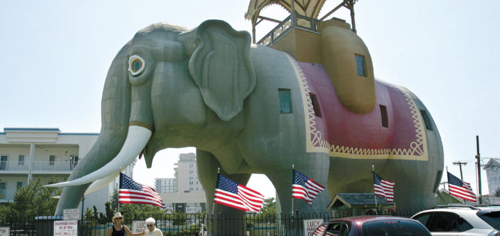 Lucy the elephant - Things To Do in Atlantic City