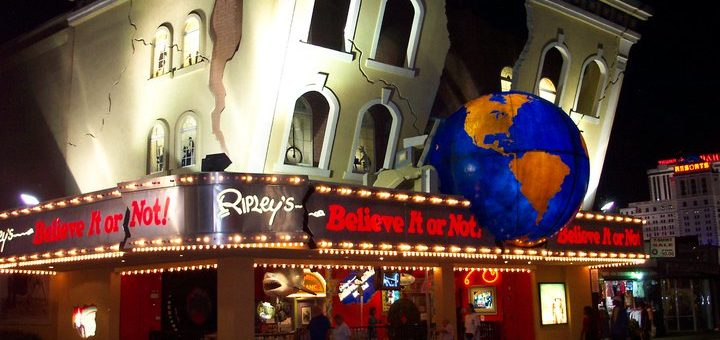 Ripley's Believe it or Not - Things To Do in Atlantic City