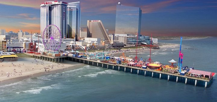 Steel pier atlantic city your way for Atlantic city fishing pier